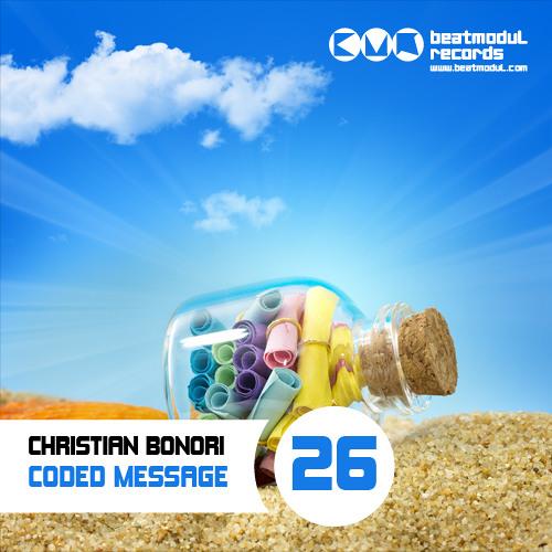 Christian Bonori - Coded Message (Jeff Bennett Remix) - Beatmodul Rec (2012)