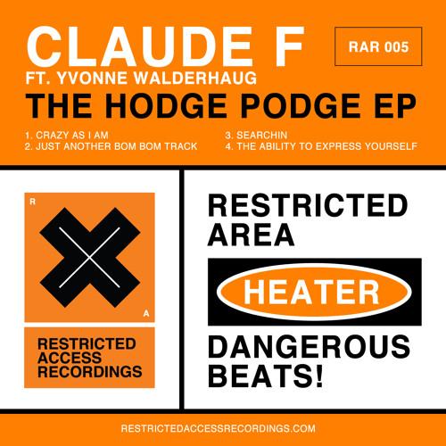 Claude F - The Ability To Express Yourself (Original Mix) rar005 - Preview