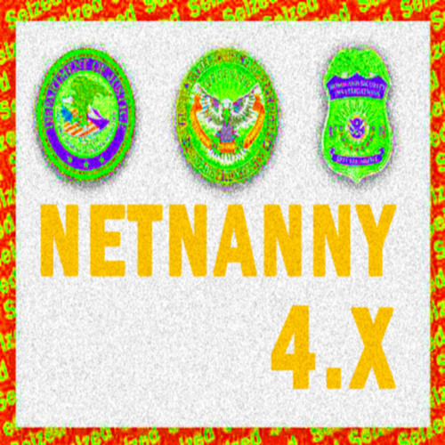 NETNANNY 4.X - CRACKERS, PHREAKS AND LAMERS