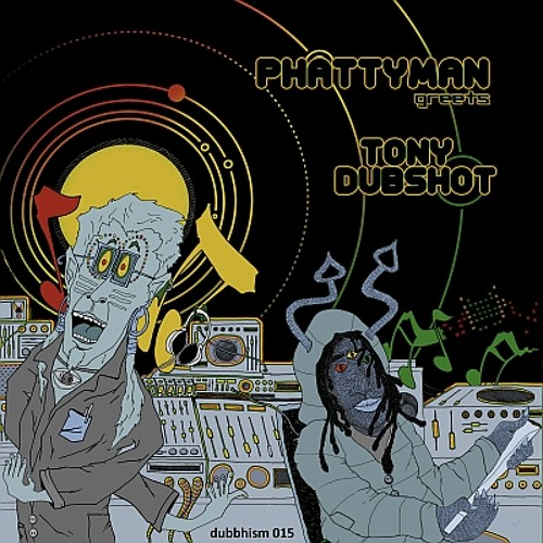 tony dubshot - planetary dub
