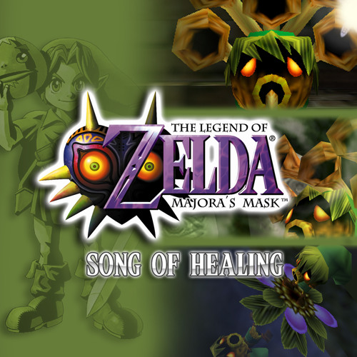 The Legend Of Zelda - Majora's Mask ~Song Of Healing~ Orchestrated