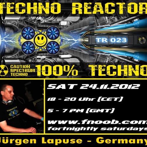 24-11-2012-Juergen-Lapuse-JL-TR-023-Techno-Reactor