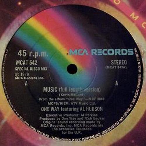 One Way ft Al Hudson - Music (Jonny Meek Edit)