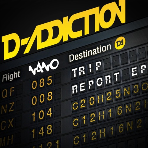 D-Addiction - Trip Report (EP DEMO)