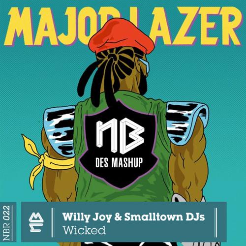 Willy Joy & Smalltown DJs, Major Lazer, The Partysquad - All Original JunglistDon(DES Mashup)