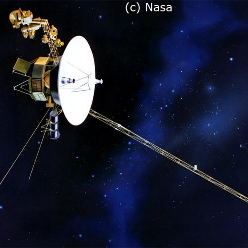 Kraftraum - Rotation 10 (Voyager)