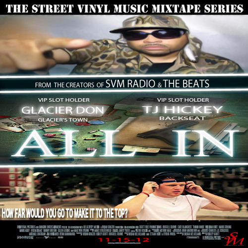"SVM Mixtape Series ""ALL IN"" (Sampler)"