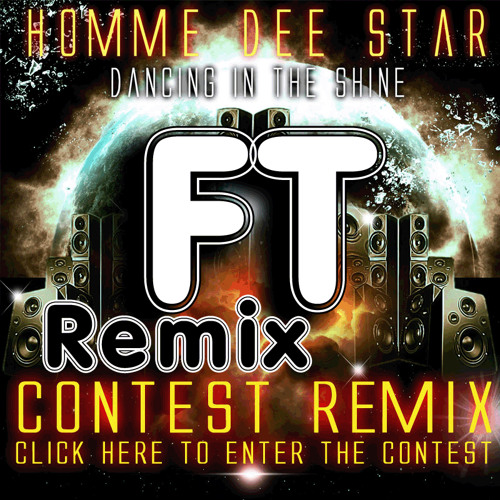 Homme Dee Star - Dancing In The Shine(Freaky Tunes Radio Edit)