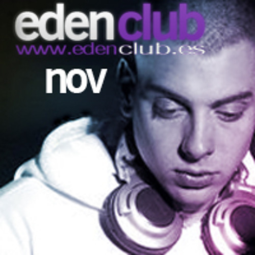 Alberto Robles EDEN CLUB 25 NOV 2012