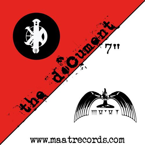 "MT001 - Killah Priest/Ma'at 7"""