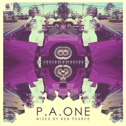 Various Artists - P.A.One (mixed by Ben Pearce)