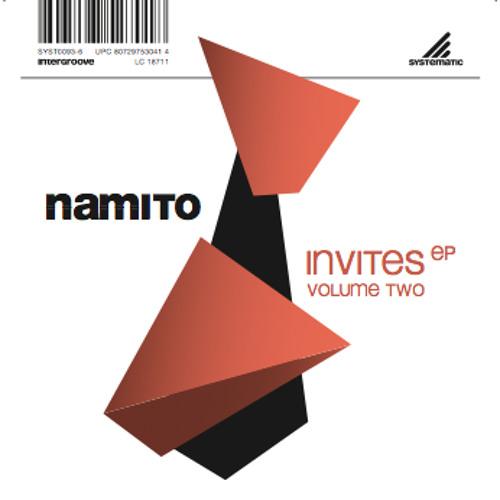 Namito invites vol. II Megamix