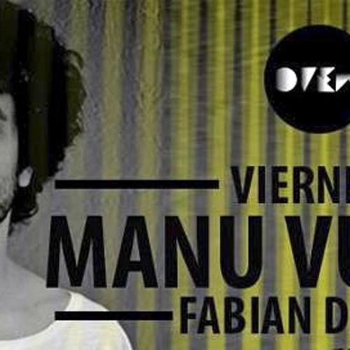 Manu Vulcano Live Club La3 (Valencia) Sala Oven 23-11-2012