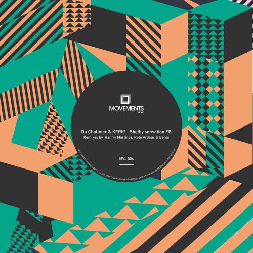 Du Chatinier & KERK! - Cherry Berry [Movements Label 006]