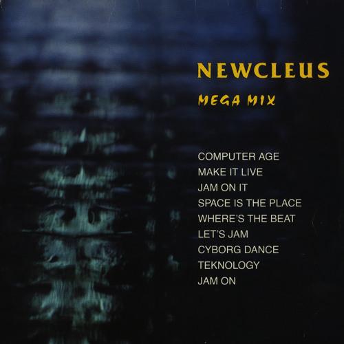 Newcleus  Megamix 2012