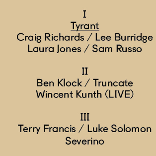 Truncate Live at Fabric London October 2012