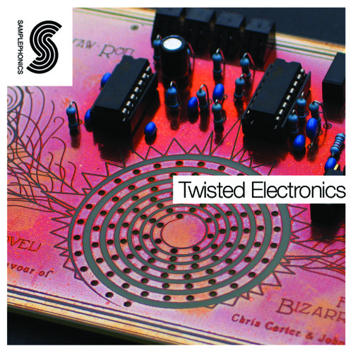 Twisted Electronics Demo 01