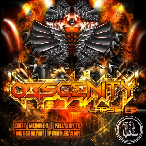 Obscenity - Collapse [Rottun Recordings] OUT NOW!!!