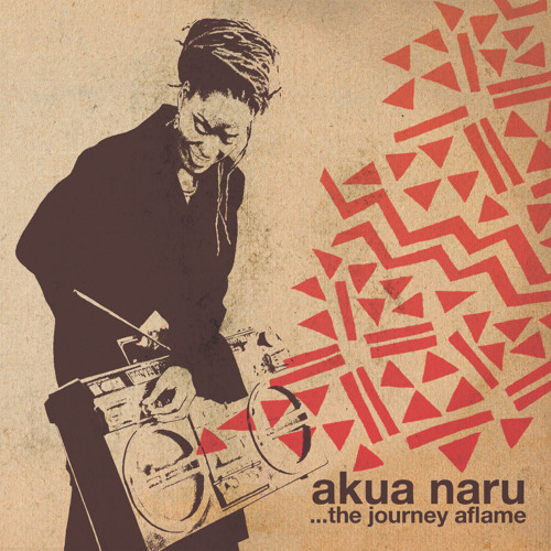 Akua Naru - The World is Listening (makul remix) instrumental - 2012