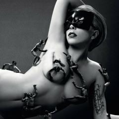 Scheiße (Lord Gaga Remix)