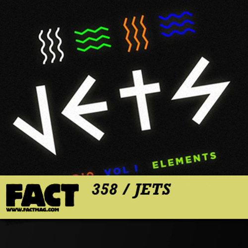 FACT mix 358 - JETS (Jimmy Edgar & Travis Stewart) (Nov '12)