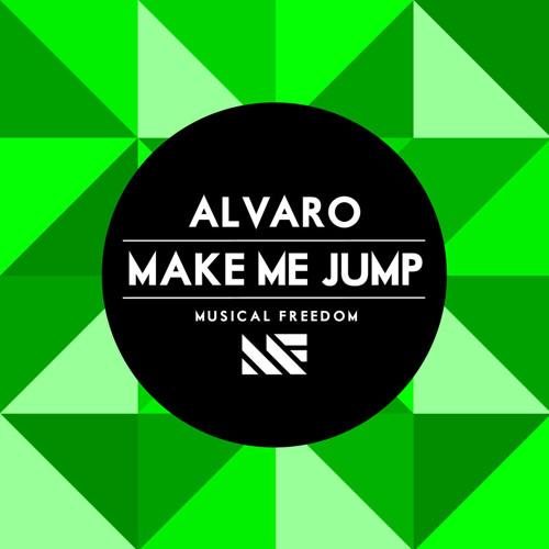 ALVARO - Make me jump *played live on tiesto's club life!*