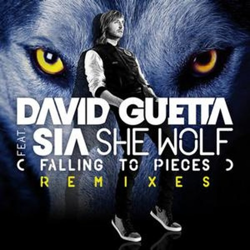 David Guetta - She Wolf  (Bananas With Appeal Remix)
