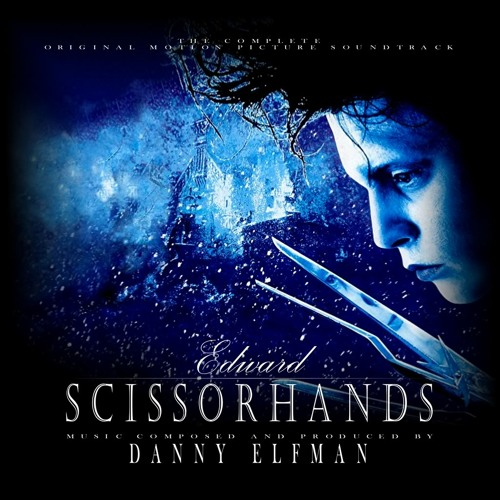 Metasonica - Edward Scissorhands (Titles)