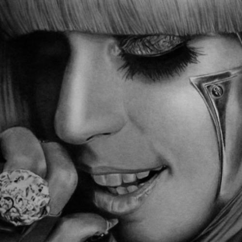 Lady Gaga - Just Dance  (one shot sample)
