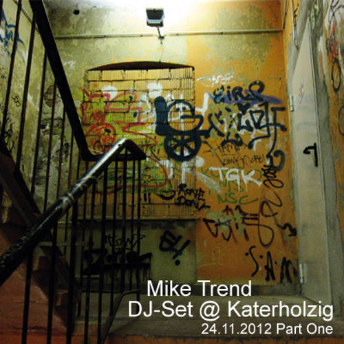 Mike Trend @ Katerholzig 24-11-12 Part One