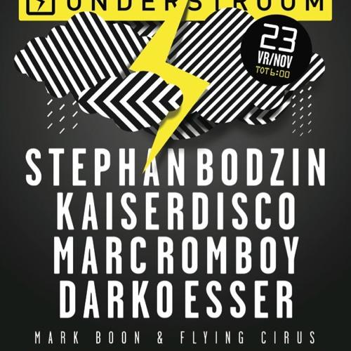 Darko Esser @ Onderstroom, 23-11-2012