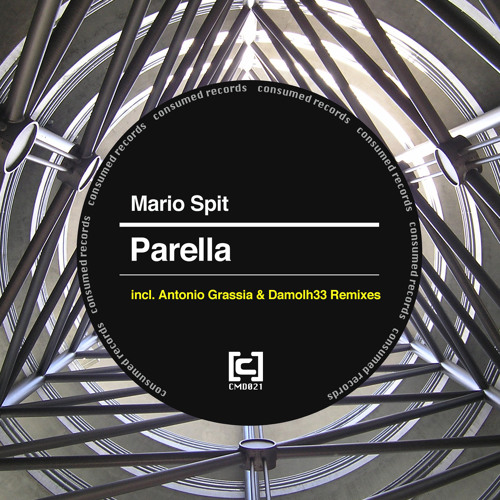 Mario Spit - Jelly Doll (Original Mix) Snippet [Consumed Records]