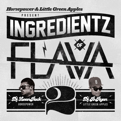 Ingredientz of Flava Vol. 2