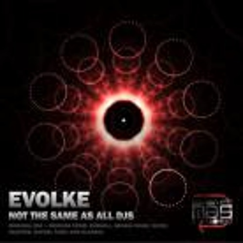 evolke - not the same as all djs (russell remix) OUT NOW!