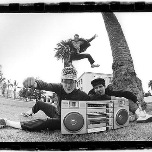 Beastie Boys - Intergalactic(ManOfTheDown ReFix)