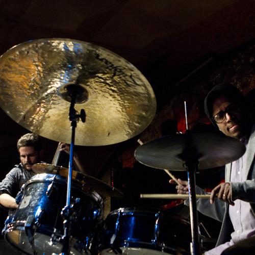Melissa Aldana Trio ft Francisco Mela/Dee Jay Foster live at Jimmy Glass (Valencia)