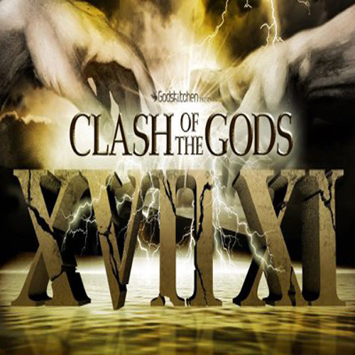 Sneijder & Manuel Le Saux Live @ Godskitchen, Clash Of The Gods