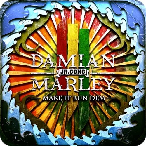 """Skrillex & Damian """"Jr. Gong"""" Marley - Make It Bun Dem (Modde One Remix)"""