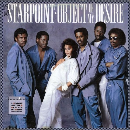 Starpoint - Object Of My Desire (fifty fifty VIP refix)
