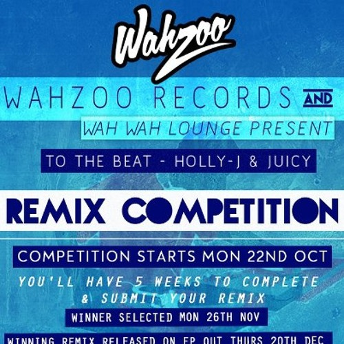Holly-J- To The Beat (CocoDots Remix) [Wahzoo Records]