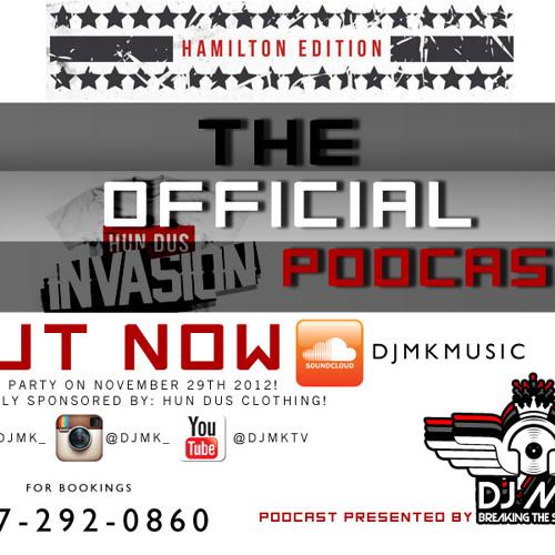 DJ MK - InvAsian Podcast! November