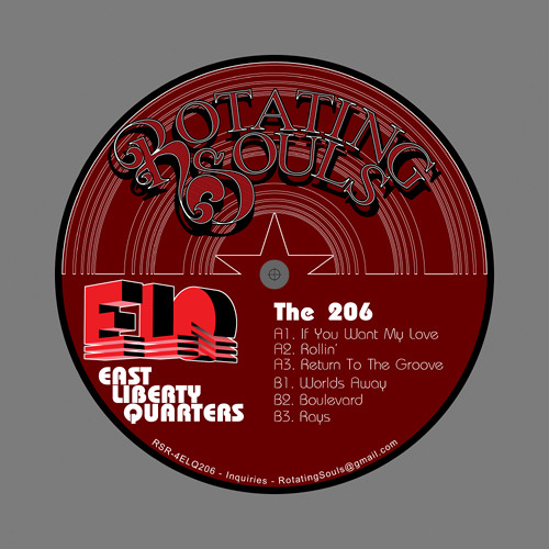 [OUT NOW] Rotating Souls Records 4: East Liberty Quarters Preview!