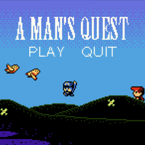 A Man's Quest Medley