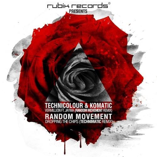Technicolour & Komatic - Vermillion (Random Movement remix) - OUT NOW