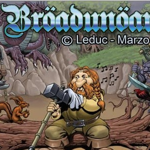 MComics NomadBook - Broadunoar