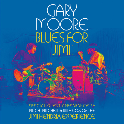 Gary Moore - Foxy Lady