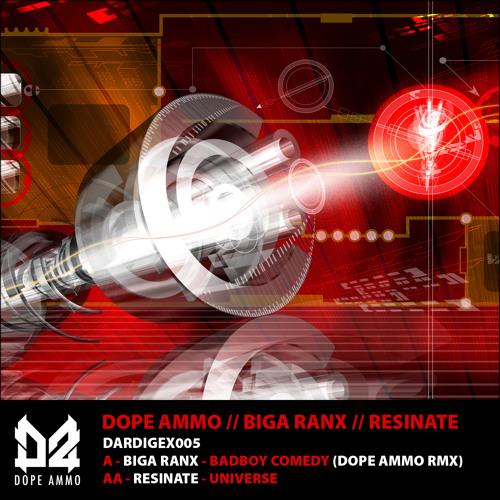 DARDIGEX005-AA-RESINATE-UNIVERSE - ON DJ HYPE SHOW KISS FM