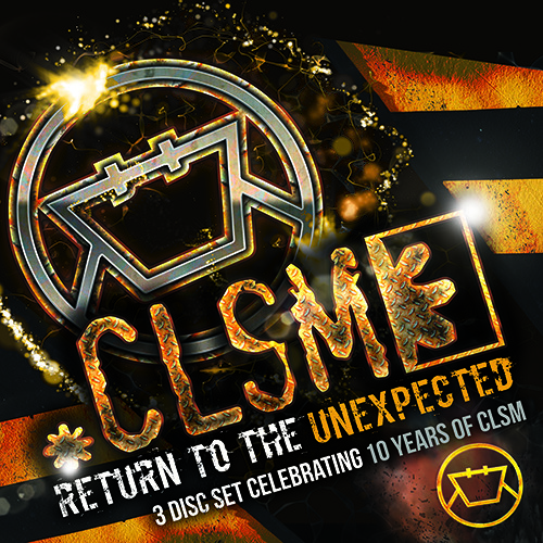CLSM Vs. Cube::Hard - See You On The Other Side (CLSM Harder Mix) ('Return To The Unexpected')