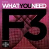 F3 - What You Need (Downtown Party Network Remix) [Electronique] mp3