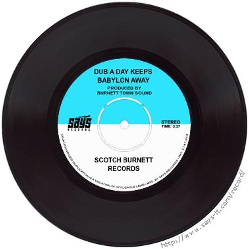 Baby Dub - Burnett Town Sound